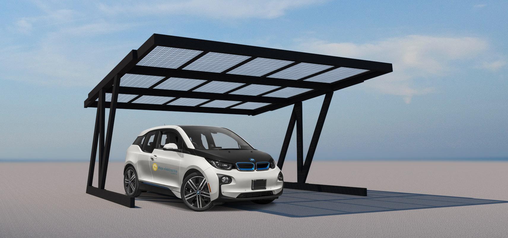 ePI Photovoltaik Carport