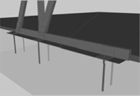 Aufstellung auf bestehende Fahrfläche' unter die P?asterebene.