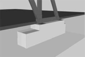 Aufstellung auf Betonfundament mit 50x50x250 cm (Breite x Höhe x Länge) Dimension, in einer Tiefe minimal 80 cm unter der Bodenebene. (Frostkoffer!)